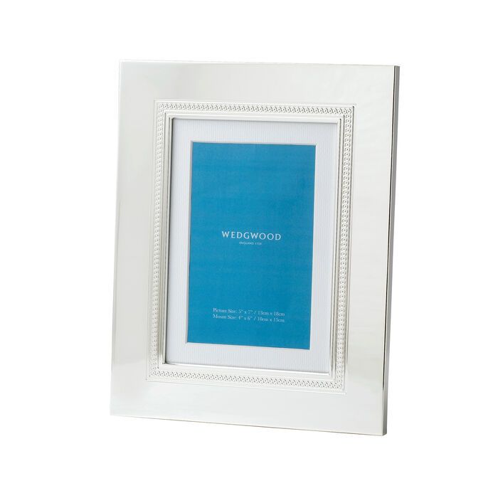 "Wedgwood ""Simply Wish"" 5x7 Photo Frame, , default"