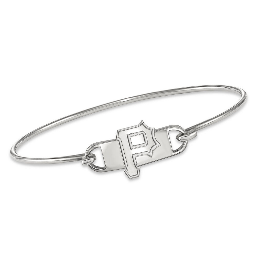 Sterling Silver Mlb Pittsburgh Pirates