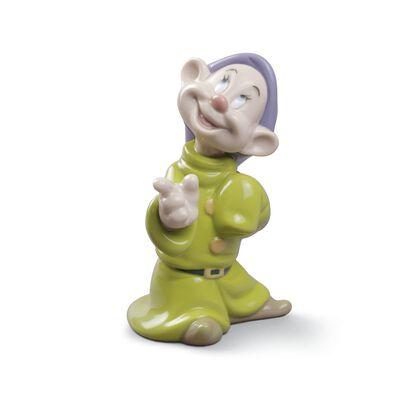 "Nao ""Dopey"" Porcelain Figurine, , default"