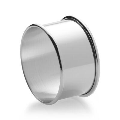 Empire Sterling Silver Napkin Ring, , default