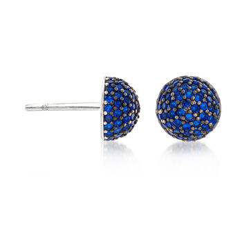 Italian 14mm 18kt Gold Over Sterling Dome Clip-On Earrings, , default