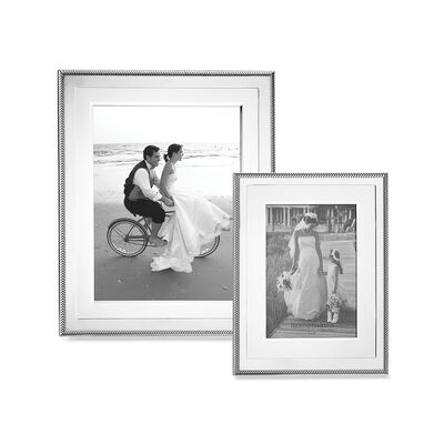 "Reed & Barton ""Kenlie"" 5x7 Photo Frame, , default"