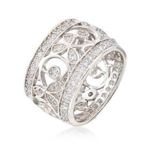 Jewelry Cubic Zirconia Eternity Bands #897726