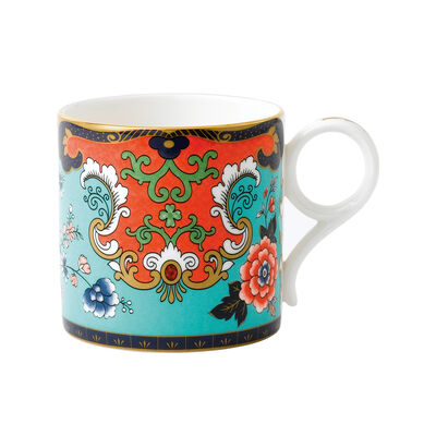 "Wedgwood ""Wonderlust"" Ornamental Scroll 9-Oz Mug, , default"