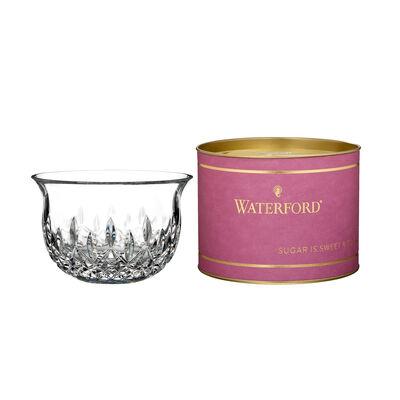 "Waterford Crystal ""Giftology"" Lismore Sugar Bowl, , default"