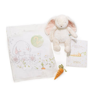 "Bunnies by the Bay ""Sweet Milestones and Memories"" 4-pc. Gift Set, , default"