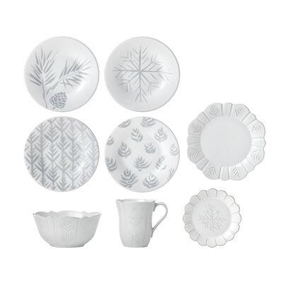 "Lenox ""Alpine"" Carved Dinnerware, , default"