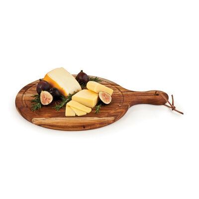 Acacia Wood Artisan Cheese Paddle