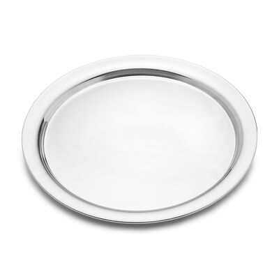 Empire Medium Pewter Presentation Tray , , default