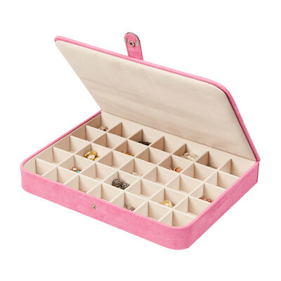 "Mele & Co. ""Cameron"" Pink Jewelry Case , , default"