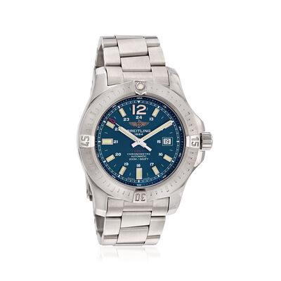 Breitling Colt Automatic Mariner Blue 44mm Men's Watch in Stainless Steel, , default