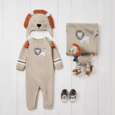 Elegant Baby Lion 5-pc. Gift Set  , , default