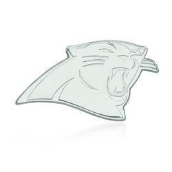 Sterling Silver NFL Carolina Panthers Lapel Pin, , default