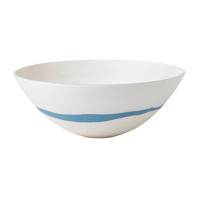 "Wedgwood ""Jasperware"" Blue Pebble Bowl, , default"