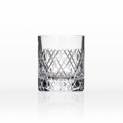 """Rolf Glass """"Pittsburgh"""" Set of 2 Double Old-Fashioned Glasses, , default"""