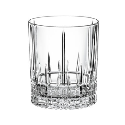 """Perfect"" Set of 4 Double Old-Fashioned Glasses"