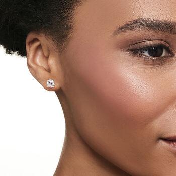 2.00 ct. t.w. Diamond Stud Earrings in Platinum , , default