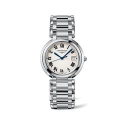 Longines Primaluna Women's 34mm Stainless Steel Watch, , default