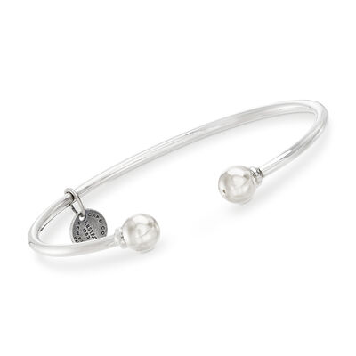 Sterling Silver Cape Cod Cuff Bracelet, , default