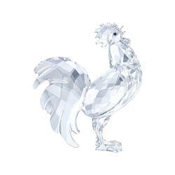"Swarovski Crystal ""Rooster"" Figurine, , default"