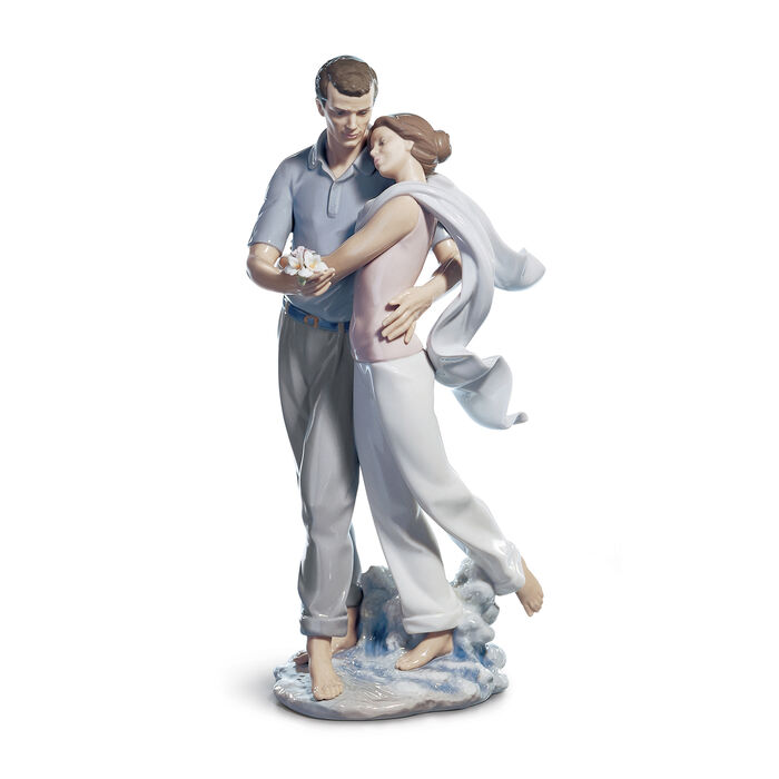 "Lladro ""You Are Everything to Me"" Porcelain Figurine, , default"