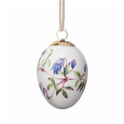 Royal Copenhagen Clematis 2019 Easter Egg , , default