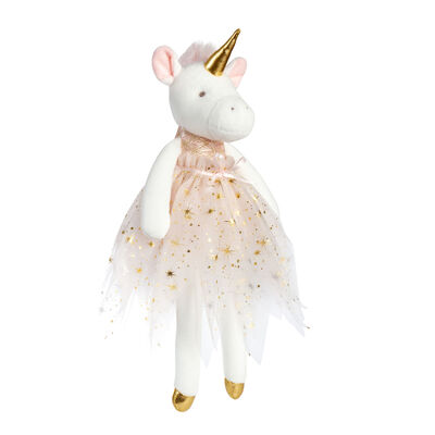 Child's Large Unicorn Stuffed Animal by Stephen Joseph