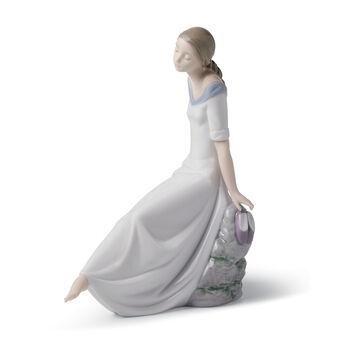 """Nao """"Romantic Dreams"""" Porcelain Figurine , , default"""