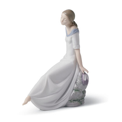 "Nao ""Romantic Dreams"" Porcelain Figurine, , default"