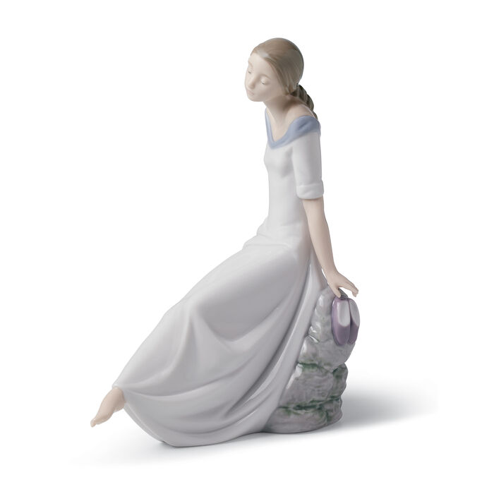 "Nao ""Romantic Dreams"" Porcelain Figurine , , default"