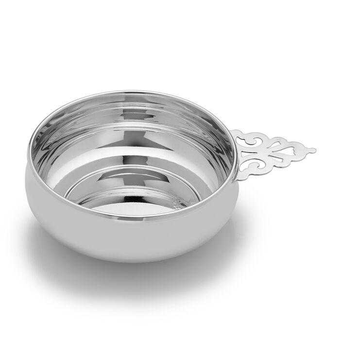 Empire Child's Sterling Silver Porringer, , default