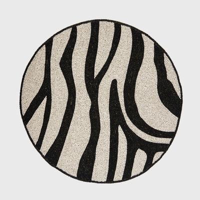 Joanna Buchanan Zebra Placemat, , default