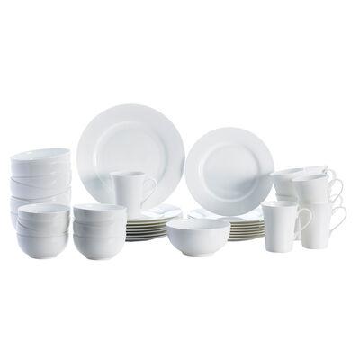 """Mikasa """"Delray"""" 40-pc. Service for 8 Dinnerware Set"""