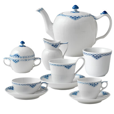 "Royal Copenhagen ""Princess"" Tea Service, , default"