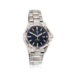TAG Heuer Aquaracer Men's 43mm Automatic Stainless Steel Watch, , default