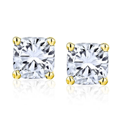 1.40 ct. t.w. Diamond Stud Earrings in 14kt Yellow Gold