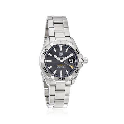 TAG Heuer Aquaracer Men's 41mm Stainless Steel Watch, , default