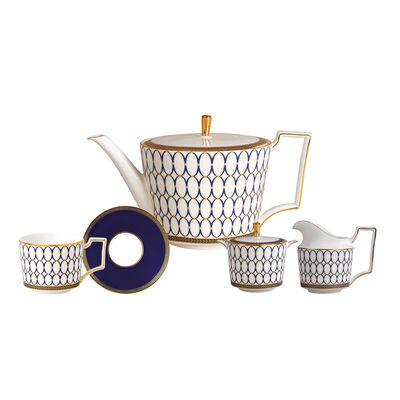 "Wedgwood ""Renaissance Gold"" Tea Service, , default"