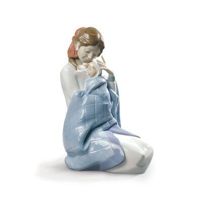 "Nao ""My Baby"" Porcelain Figure, , default"