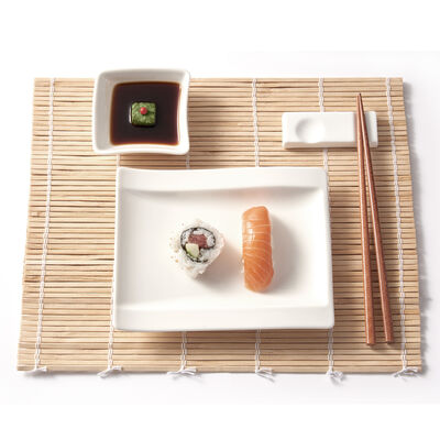 Villeroy and Boch New Wave 16-Piece Sushi Set for Four, , default