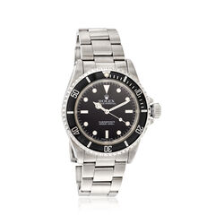 Certified Pre-Owned Rolex Submariner Men's 40mm Automatic Stainless Steel Watch, , default