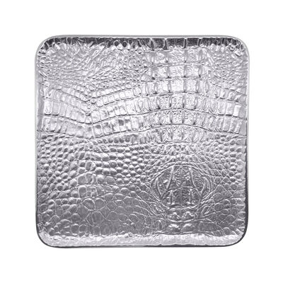 "Mariposa ""Croc"" Medium Square Tray, , default"