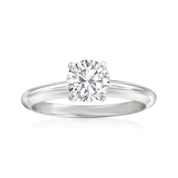 .90 Carat Diamond Ring in 14kt White Gold