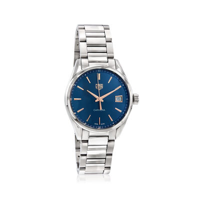 TAG Heuer Carrera Women's 36mm Stainless Steel Watch