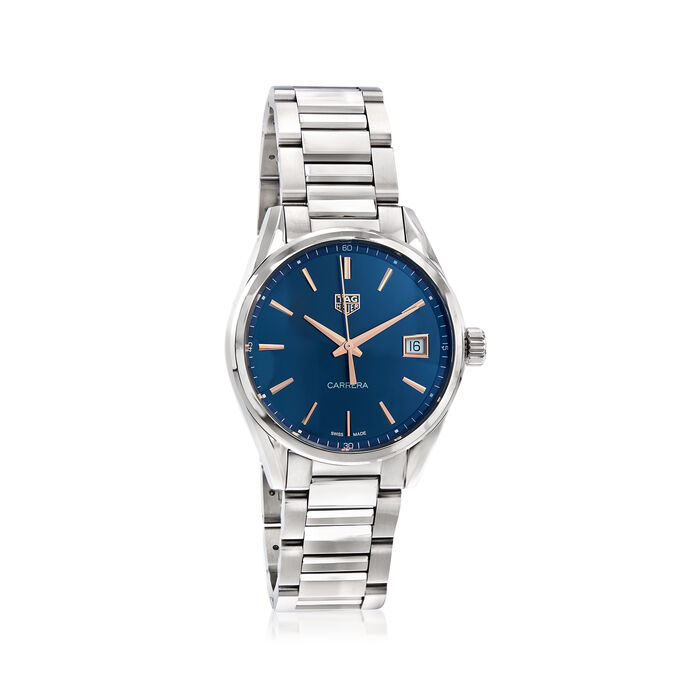 TAG Heuer Carrera Women's 36mm Stainless Steel Watch, , default