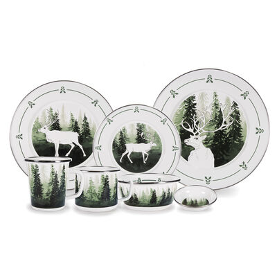 "Golden Rabbit ""Forest Glen"" Dinnerware, , default"