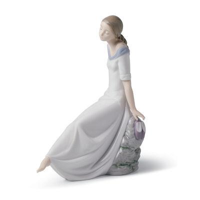 """Nao """"Romantic Dreams"""" Porcelain Figurine, , default"""