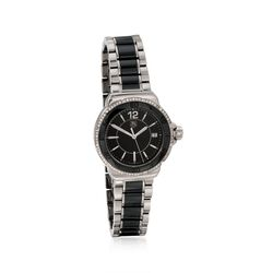TAG Heuer Formula 1 Women's 37mm .35 ct. t.w. Diamond Watch in Stainless Steel and Black Ceramic , , default