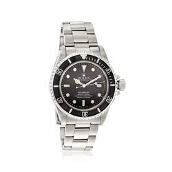 Certified Pre-Owned Rolex Sea-Dweller Men's 40mm Automatic Watch in Stainless Steel, , default