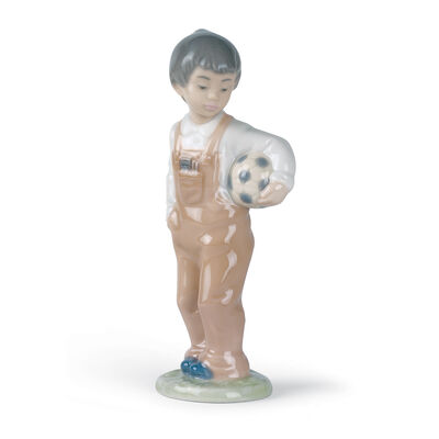 "Nao ""Wanna Play"" Porcelain Figurine, , default"